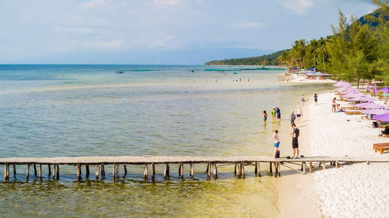 TOUR Nam Đảo Trên Bộ